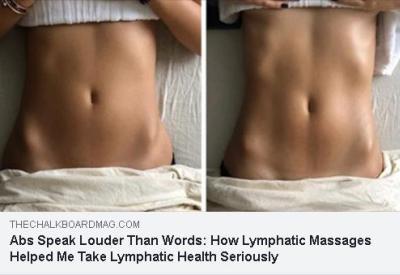 Como a Drenagem Linfática me ajudou a levar a sério a saúde do sistema linfática
