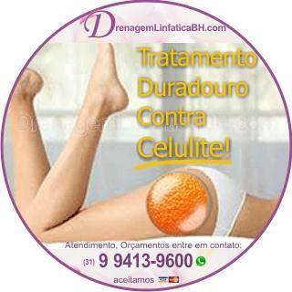 O sistema linfático tem que funcionar bem e deve estar saudável para que NÃO haja o aparecimento de celulite na pele