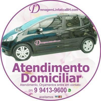 Atendimento Domiciliar de Drenagem Linfática em Belo Horizonte