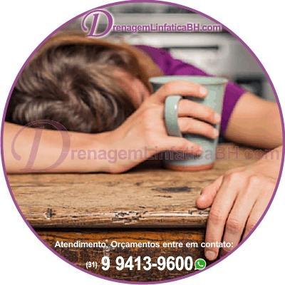 inchaço, cansaço, fadiga constante podem ser sintomas de um sistema linfático precisando de incentivo