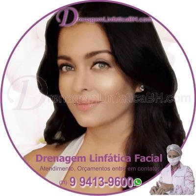 Drenagem Linfatica Regular, melhora seu tom de pele, entre outros benefícios