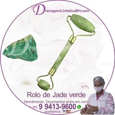 Rolo de Pedra Jade natural