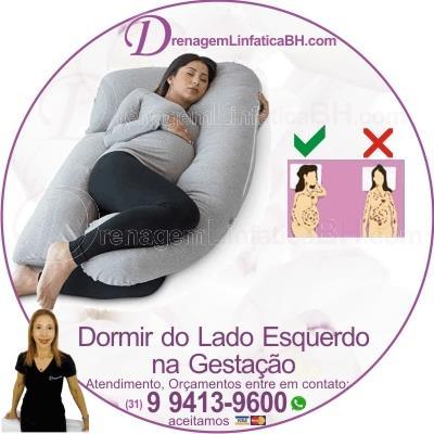 Benefícios para Grávida de Dormir do Lado Esquerdo durante a Gestação