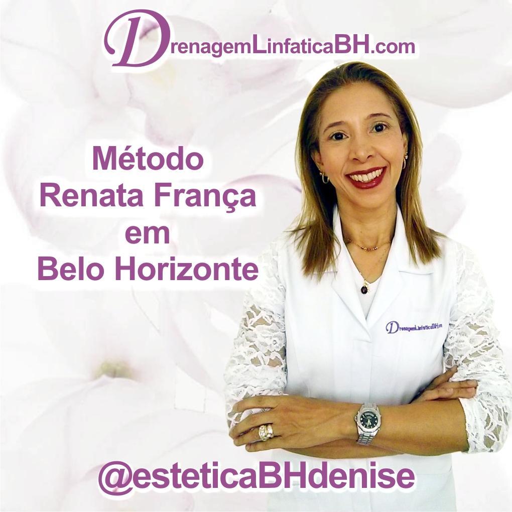 Metodo Renata Franca em Belo Horizonte Drenagem Linfatica e Massagem Modeladora. Marque Já