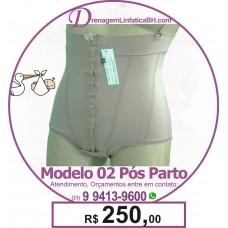 Cinta Pós Parto modelo 02