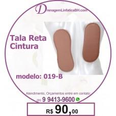 Tala Pós Cirúrgica Reta Cintura